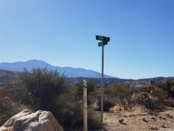 Photo of 0 East, Morongo Valley, CA 92256 (MLS # JT18284434)