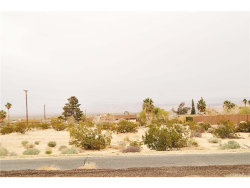 Photo of 0 Two Mile Road, 29 Palms, CA 92277 (MLS # JT18287042)