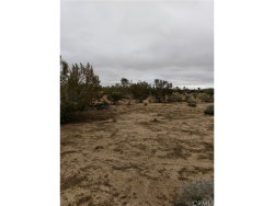 Photo of 0 Off Avalon, Yucca Valley, CA (MLS # JT18287545)
