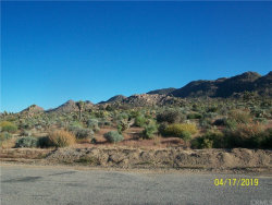 Photo of 60925 Pueblo Trail, Joshua Tree, CA 92252 (MLS # JT19087845)