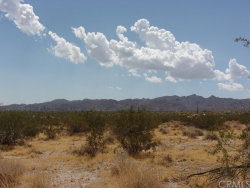Photo of 0 Arizona Avenue, Joshua Tree, CA 92252 (MLS # JT19189426)