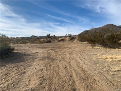 Photo of 0 Indio, Yucca Valley, CA (MLS # JT20013174)