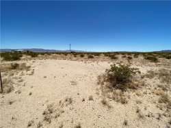 Photo of 0 Cactus Jack, 29 Palms, CA 92277 (MLS # JT20131414)