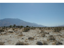 Photo of 0 Mihalyo Road, Cathedral City, CA (MLS # LG18169301)