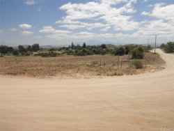 Photo of 0 Melido and Geary St., Menifee, CA (MLS # SW17138763)