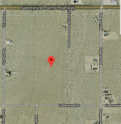 Photo of 0 Wolfe Road, 29 Palms, CA 92277 (MLS # TR19245045)