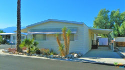 Photo of 14777 PALM Drive , Unit 160, Desert Hot Springs, CA 92240 (MLS # 16177876PS)