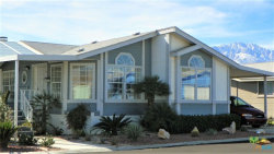 Photo of 15300 PALM Drive , Unit 164, Desert Hot Springs, CA 92240 (MLS # 17198018PS)