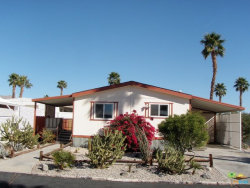 Photo of 17640 CORKILL Road , Unit 49, Desert Hot Springs, CA 92241 (MLS # 18311234PS)