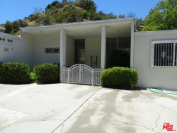 Photo of 2355 COLDWATER CANYON Drive, Beverly Hills, CA 90210 (MLS # 17238878)