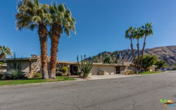 Photo of 2426 S MADRONA Drive, Palm Springs, CA 92264 (MLS # 17284618PS)
