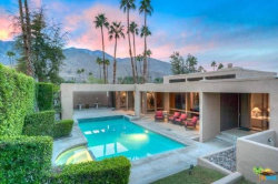 Photo of 2400 S CALIENTE Drive, Palm Springs, CA 92264 (MLS # 17296592PS)