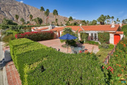 Photo of 610 S PALO VERDE Avenue, Palm Springs, CA 92264 (MLS # 17298170PS)