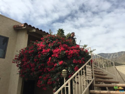 Photo of 2160 S PALM CANYON Drive , Unit 10, Palm Springs, CA 92264 (MLS # 18311768PS)