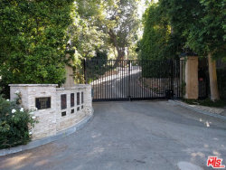 Photo of 17625 Hidden Oaks Road, Encino, CA 91316 (MLS # 18356458)