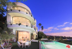 Photo of 9374 Beverly Crest Drive, Beverly Hills, CA 90210 (MLS # 18392928)