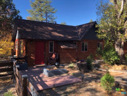 Photo of 25625 Oakwood Street, Idyllwild, CA 92549 (MLS # 18406442PS)