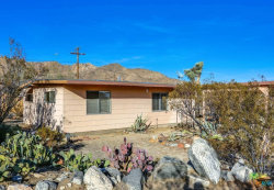 Photo of 10722 Juniper Avenue, Morongo Valley, CA 92256 (MLS # 18406574PS)