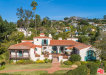 Photo of 1806 El Encanto Road, Santa Barbara, CA 93103 (MLS # 19421070)