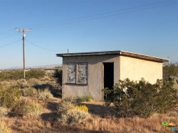 Photo of 2325 Acoma Trail, Landers, CA 92285 (MLS # 19460700PS)