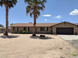 Photo of 73389 Sun Valley Drive, 29 Palms, CA 92277 (MLS # 19473160PS)