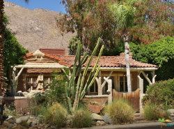 Photo of 545 S Calle Palo Fierro, Palm Springs, CA 92264 (MLS # 19498532PS)