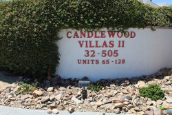 Photo of 32505 Candlewood Drive, Unit 99, Cathedral City, CA 92234 (MLS # 19499098PS)