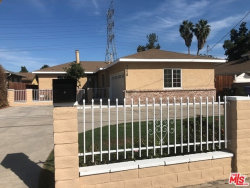 Photo of 7318 Wilbur Avenue, Reseda, CA 91335 (MLS # 19499372)
