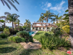 Photo of 1765 Chastain, Pacific Palisades, CA 90272 (MLS # 20545196)