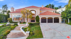 Photo of 25531 Kingston Court, Calabasas, CA 91302 (MLS # 20553694)