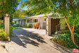 Photo of 3593 Stonewood Drive, Sherman Oaks, CA 91403 (MLS # 20583628)