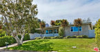 Photo of 16841 Bollinger Drive, Pacific Palisades, CA 90272 (MLS # 20584764)