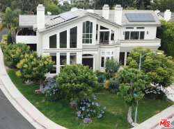 Photo of 16855 Glynn Drive, Pacific Palisades, CA 90272 (MLS # 20597784)