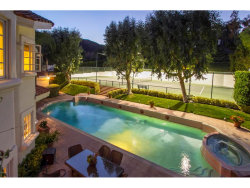Photo of 3828 Castle View Drive, Agoura Hills, CA 91301 (MLS # 217014627)