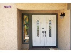 Photo of 1003 St Charles Place, Thousand Oaks, CA 91360 (MLS # 218002904)