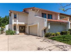 Photo of 1675 Ryder Cup Drive, Westlake Village, CA 91362 (MLS # 218006186)