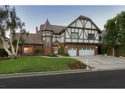 Photo of 3475 Ridgeford Drive, Westlake Village, CA 91361 (MLS # 218010413)