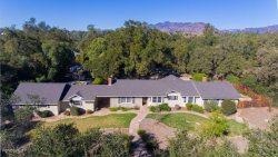 Photo of 802 El Toro Road, Ojai, CA 93023 (MLS # 219006369)