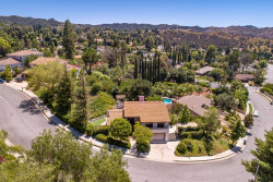 Photo of 22540 Jameson Drive, Calabasas, CA 91302 (MLS # 219013042)