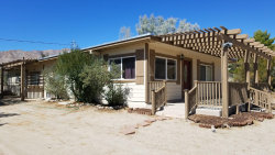 Photo of 9194 Navajo Trail, Morongo Valley, CA 92256 (MLS # 219032093PS)