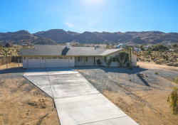 Photo of 60789 Pueblo Trail Trail, Joshua Tree, CA 92252 (MLS # 219055375PS)