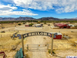 Photo of 83038 Kingston Road, Baker, CA 92309 (MLS # 319001718)