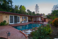 Photo of 15980 Valley Wood Road, Sherman Oaks, CA 91403 (MLS # 319004591)