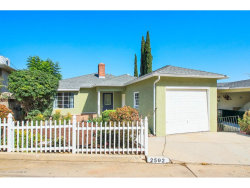 Photo of 2592 Hyler Avenue, Eagle Rock, CA 90041 (MLS # 817001454)