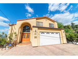 Photo of 906 Montecito Drive, Los Angeles, CA 90031 (MLS # 818000834)