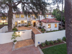 Photo of 1726 Linda Vista Avenue, Pasadena, CA 91103 (MLS # 819000693)