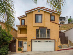 Photo of 3547 Hillview Place, Los Angeles, CA 90032 (MLS # 819002844)