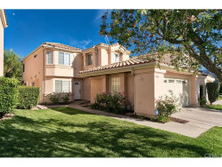 Photo of 25708 Elliot Court, Stevenson Ranch, CA 91381 (MLS # BB18158528)