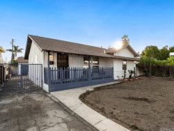 Photo of 19526 Gault Street, Reseda, CA 91335 (MLS # BB20017154)