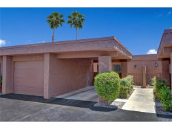 Photo of 48952 Canyon Crest Lane, Palm Desert, CA 92260 (MLS # CV18161381)